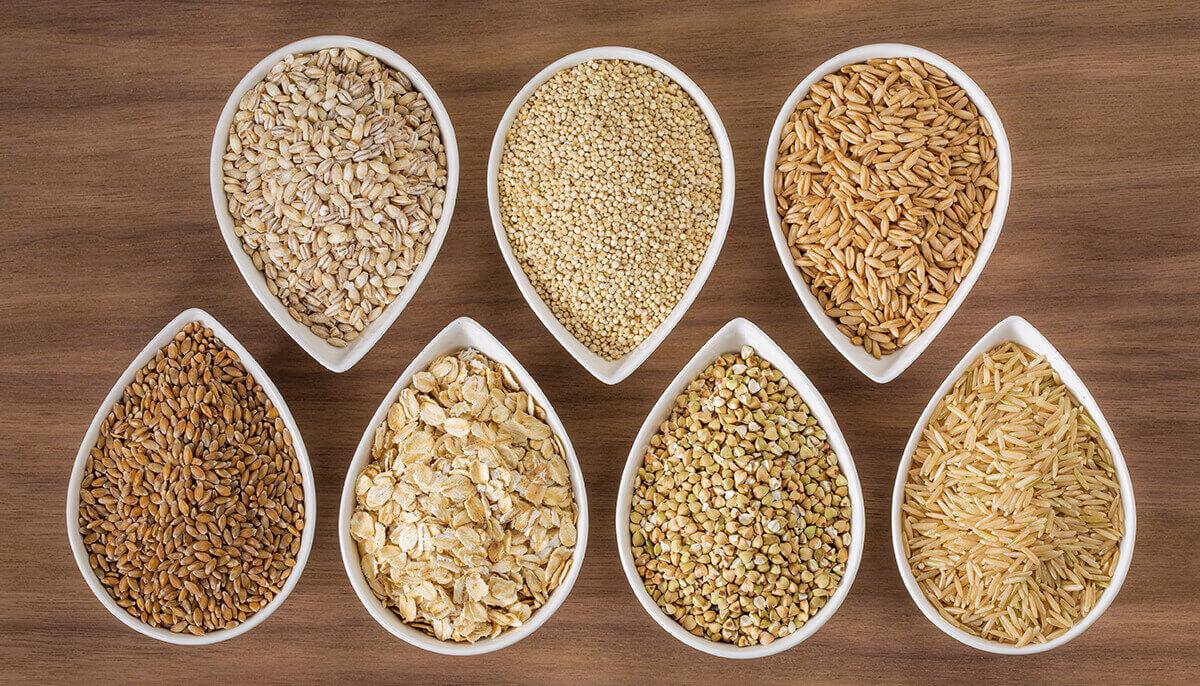 Thực phẩm tốt cho người bệnh trĩ - ngũ cốc nguyên hạt