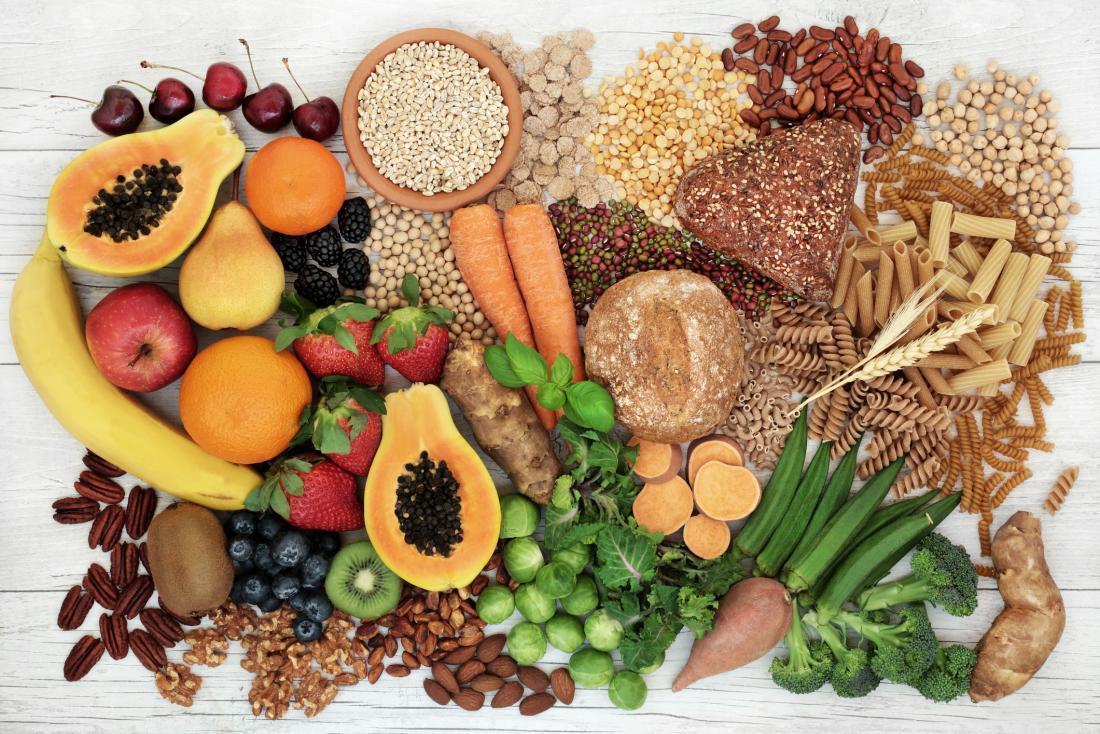 Thực phẩm giàu chất xơ tốt cho người bệnh trĩ