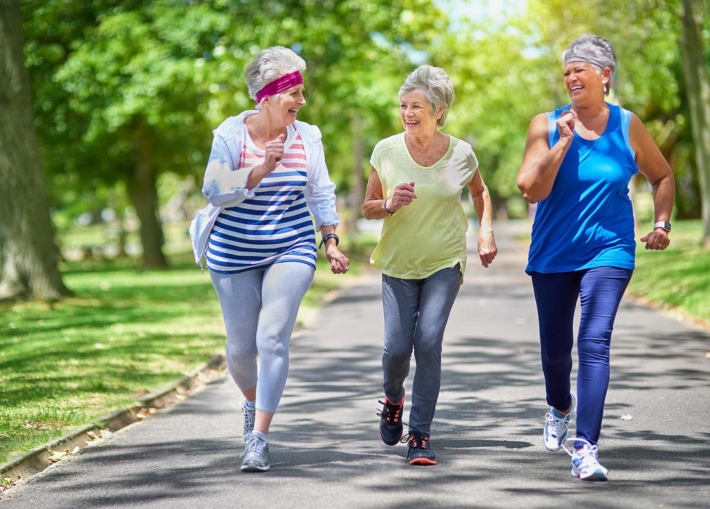 Tập luyện thể dục giúp nâng sao sức khỏe thể chất lẫn tinh thần